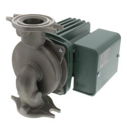 0013 Variable Speed<br>Delta-T SS Circulator Pump, 1/6 HP Product Image