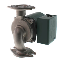 0015 3-Speed SS Circulator - Integral Flow Check, 1/20 HP Product Image