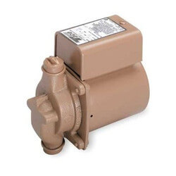 "003 Variable Speed Solar Control Bronze Circulator (1/2"" Sweat) 1/40 HP Product Image"