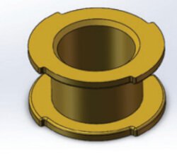 Z-Block Slip Fitting Product Image