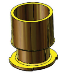 Z-Block Slip Adapter Fitting (22mm x 32mm) Product Image