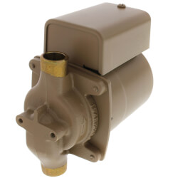 "006 (1/2"" Sweat) Taco Bronze Circulator, 1/40 HP (230V) Product Image"