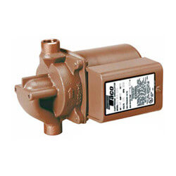 "006 Bronze Smart Plus w/ IFC, 1/2"" Sweat, 1/40 HP Product Image"