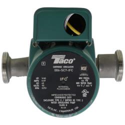 006-IFC SS Circulator Pump w/ Integral Flow Check, 1/40 HP Product Image