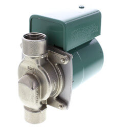 "006 (3/4"" Threaded) Stainless Steel Circulator 1/40 HP Product Image"