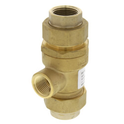 "9DM2 3/4"" Dual Check w/<br>Atmospheric Vent (Brass) Product Image"