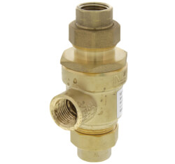 "1/2"" 9D-M3 Dual Check Valve w/ Intermediate Atmospheric Vent Product Image"