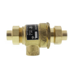 "1/2"" 9DS-M3 Dual Check Valve Product Image"