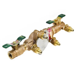 """1/2"""" Double Check Valve Assembly (007-QT) Product Image"""