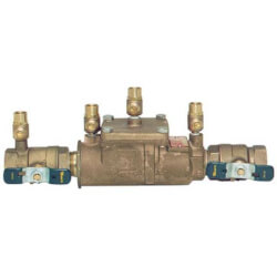 "1-1/2"" Double Check Valve Assembly (007M2-QT) Product Image"
