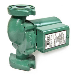007 Cast Iron Circulator<br>w/ IFC 1/25 HP<br>(Rotated Flange) Product Image