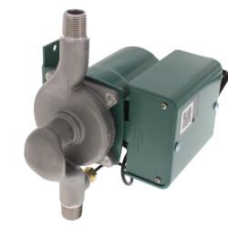 "TacoGenie 008-CT Pump, 1/25 HP (1/2"" NPT) Product Image"
