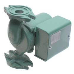 008 Variable Speed<br>Delta-T Cast Iron Circulator Pump, 1/25 HP Product Image