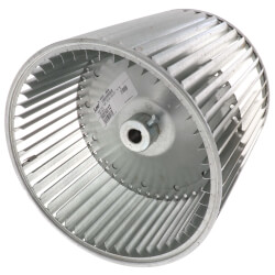 "10-5/8"" Double Inlet Blower Wheel w/ A Series Belt Drive (3/4"" Bore) Product Image"