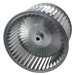 "12-5/8"" Double Inlet Blower Wheel with A Series Belt Drive (1"" Bore) Product Image"