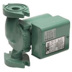 0011 Taco Rotated Flange Variable Speed Solar Control Cast Iron Circulator Product Image