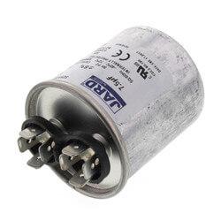 Round Run Dual Capacitor 7.5 MFD 370 V Product Image