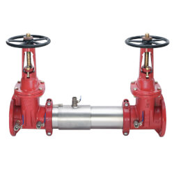 """6"""" 757 Double Check <br>Valve Assembly (OSY) Product Image"""