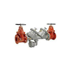 """3"""" LF860-OSY Reduced Pressure Zone Assembly (Lead Free) Product Image"""