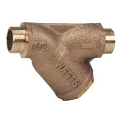 "2"" LFS777S 20 M3 Bronze Wye Strainer, Lead Free (Solder) Product Image"
