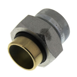 "1"" LF3001-GB CxF Dielectric Union w/ EPDM Gasket (Lead Free) Product Image"