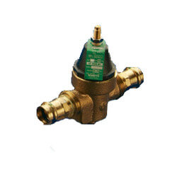 "1/2"" LFN45BM1 Pressure Reducing Valve (Press) Product Image"