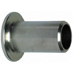 """1/2"""" Sch 10 Stainless<br>Steel Butt-Weld Stub End Product Image"""