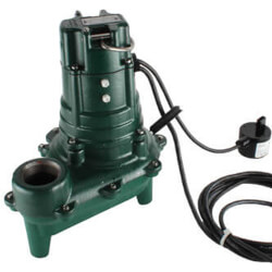 WM266 Replacement Pump for Qwik Jon Model 102 Product Image