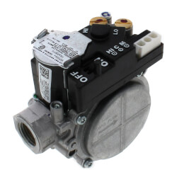 "1/2"" 2 Stage Natural Gas Valve, 3.5"" WC (24V) Product Image"