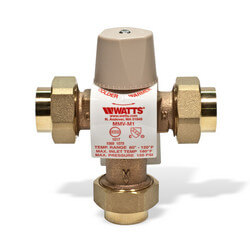 "1/2"" LFMMVM1-UT Lead Free Mixing Valve (Threaded) Product Image"