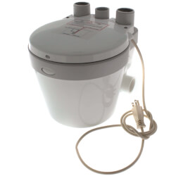 SaniSWIFT Residential Water Pump (Grey) Product Image