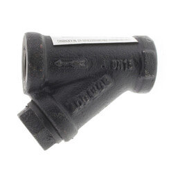 "1/2"" 77SI Cast Iron Wye Strainer (Threaded) Product Image"