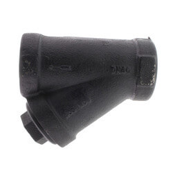 "1-1/2"" 77SI Cast Iron Wye Strainer (Threaded) Product Image"
