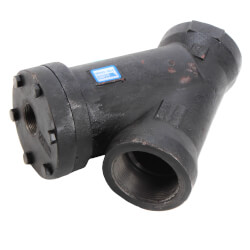 "3"" 77SI Cast Iron Wye Strainer (Threaded) Product Image"