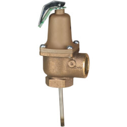 """3/4"""" 140X Relief Valve Product Image"""