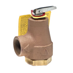 "3/4"" 374A Relief Valve<br>(30 psi) Product Image"
