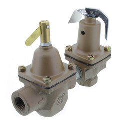 "1/2"" 1450F Pressure Regulator & Relief Combo (Threaded) Product Image"