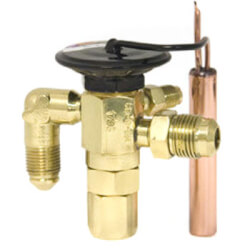 "3/8"" x 1/2"" C-A-VX35 Thermal Expansion Valve (3/4 to 1-1/2 Tons) Product Image"