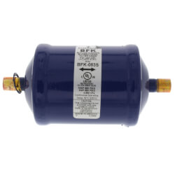"3/8"" ODF BFK-083S Series Liquid line Bi-Directional Filter Drier (8 Cubic Inches) Product Image"