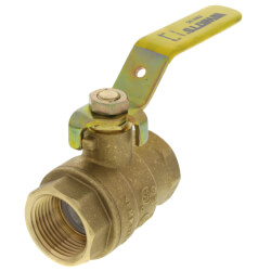"LFB6080G2, 1"" Full Port Threaded Bronze Ball Valve (Lead Free) Product Image"