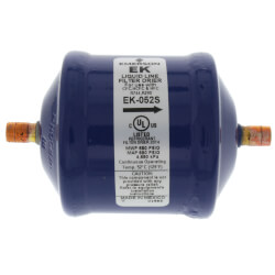 "1/4"" ODF EK-Series<br>Liquid line Filter Drier Product Image"