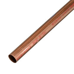 "1/2"" x 2' Type M<br>Straight Copper Pipe Product Image"