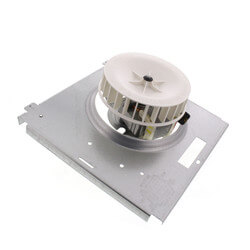 Power Unit Assembly (Motor, Blower Wheel, & Motor Mounting Plate) Product Image