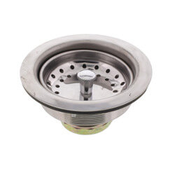 Stainless Steel Duo Strainer Product Image