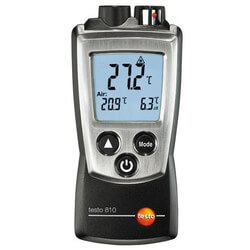 810, Pocket-Sized<br>Infrared Temperature Meter (-22° to 572°F) Product Image