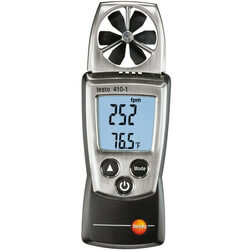 410-1, Pocket-Sized<br>Vane Anemometer<br>(0.4 to 20 m/s) Product Image
