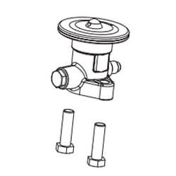 TER35-HW100 Valve less Flange 10 Ft. Cap Tube Length Product Image