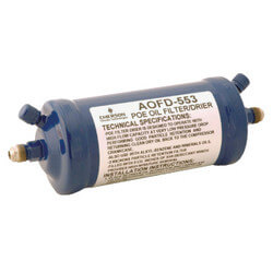 "3/8"" Male Flare AOFD553-Series Oil Filter Drier Product Image"