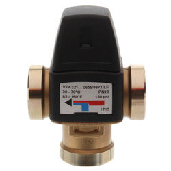 "3/4"" Mixing Valve, 85-160°F<br>(Threaded) Product Image"