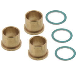"""3/4"""" Solder Tailpiece Kit for ESBE VTA Thermostatic Valves (Pack of 3) Product Image"""